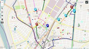 通学路防犯マップ(街歩き)